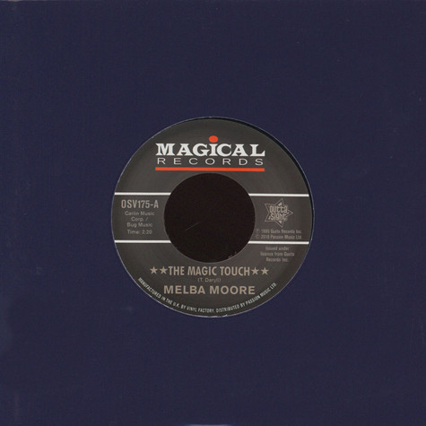 Melba Moore / Maxine Brown - The Magic Touch / It's Torture
