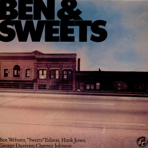 "Ben Webster & Harry Edison - Ben And ""Sweets"""