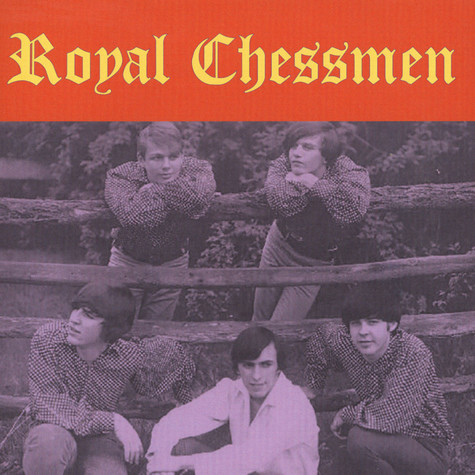 Royal Chessmen - Don't Tread On Me / I'll Find A Way