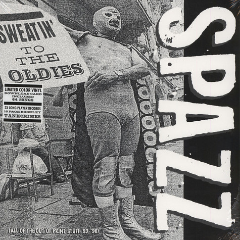 Spazz - Sweatin' To The Oldies
