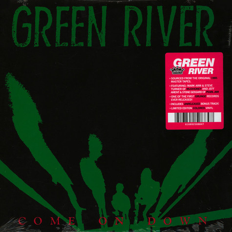Green River - Come On Down Colored Vinyl Edition