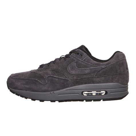 278ea2d3f853 Nike - Air Max 1 Premium (Anthracite   Anthracite   Black   Dark ...