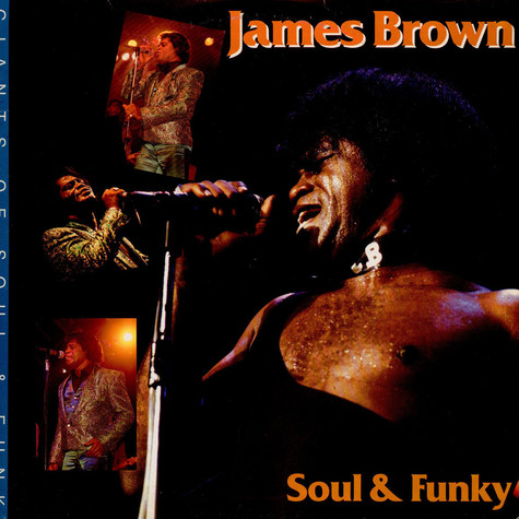 James Brown - Soul & Funky