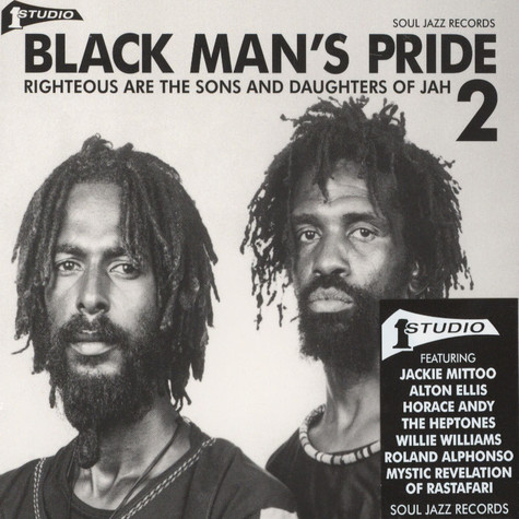 Soul Jazz Records presents - Studio One Black Man's Pride Volume 2