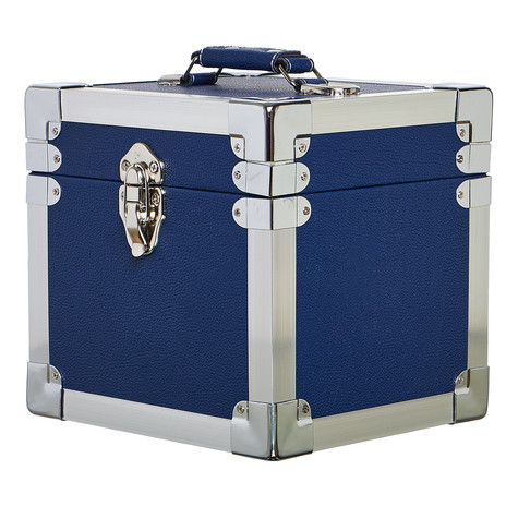 "Vinyl Case - 7"" Record Storage Carry Case (50)"