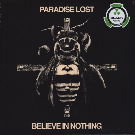 Paradise Lost - Believe In Nothing Black Vinyl Edition