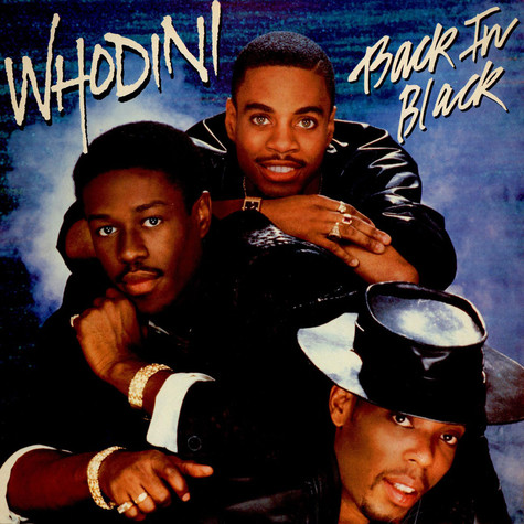 Whodini - Back In Black