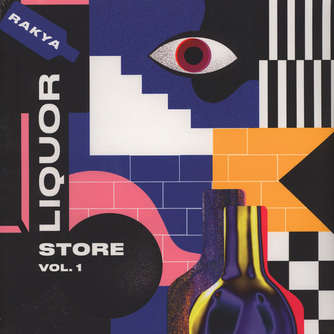 Charonne & Loop Exposure - Rakya Liquor Store Volume 1