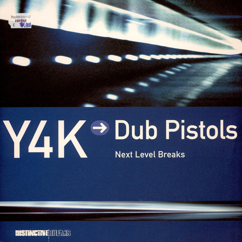 V.A. - Y4K Dub Pistols - Next Level Breaks