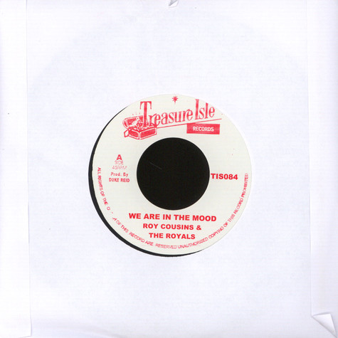 Sensations, The - We Are In The Mood / Baby Love