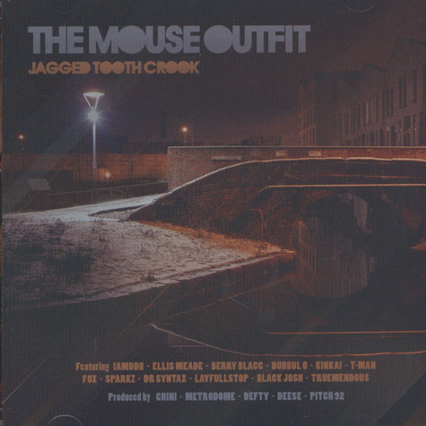 Mouse Outfit, The - Jagged Tooth Crook