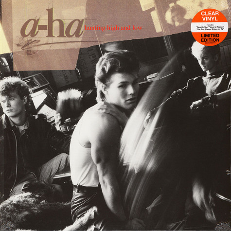 A-ha - Hunting High And Low Colored Vinyl Edition