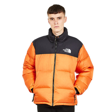 The North Face - 1996 Retro Nuptse Jacket (Persian Orange)  3b2af09c8