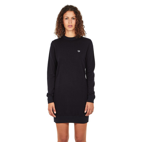 Fred Perry - Knitted Crew Neck Dress