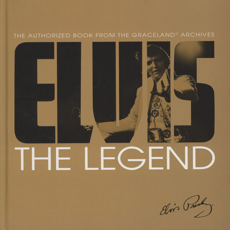 Gillian G. Gaar - Elvis The Legend