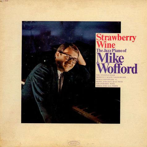 Mike Wofford - Strawberry Wine