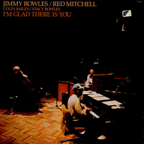 Jimmy Rowles & Red Mitchell - I'm Glad There Is You