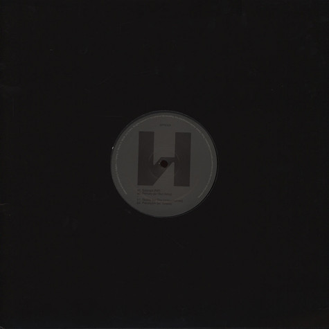 Homemade Weapons - Subcept EP Black Vinyl Edition