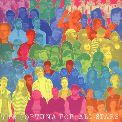 Fortuna-Pop All-Stars - You Can Hide Your Love Forever