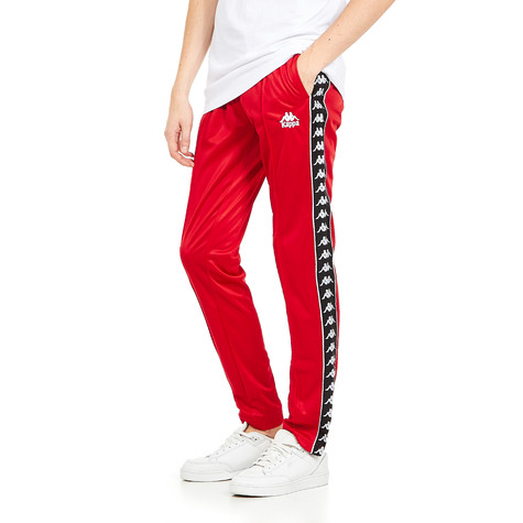 dbf5eb0a17f Kappa AUTHENTIC - Fairfax Pants (Red Dk / Black / White) | HHV