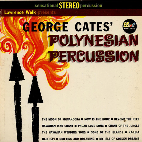 George Cates - George Cates' Polynesian Percussion