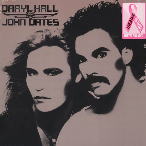 Daryl Hall & John Oates - Daryl Hall & John Oates Ten Bands One Cause Pink Vinyl Edition