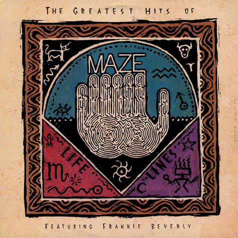Maze Featuring Frankie Beverly - The Greatest Hits Of (Lifelines - Volume 1)