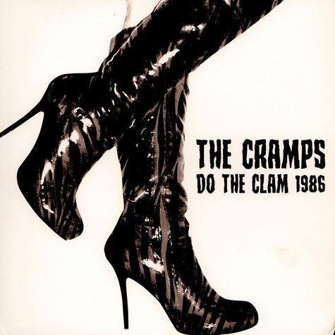 The Cramps - Do The Clam 1986