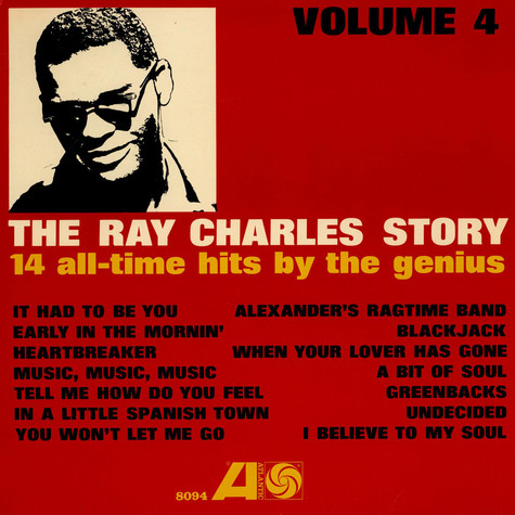Ray Charles - The Ray Charles Story Volume 4