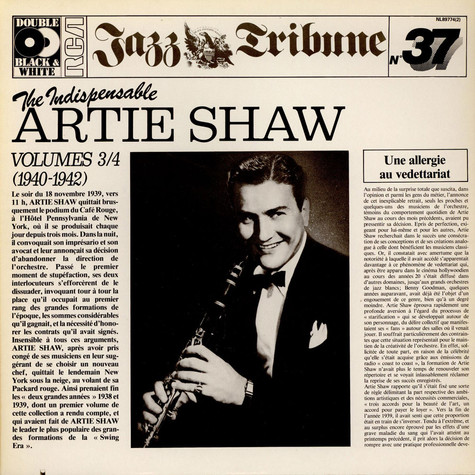 Artie Shaw - Artie Shaw - The Indispensable Artie Shaw Volumes 1 & 2