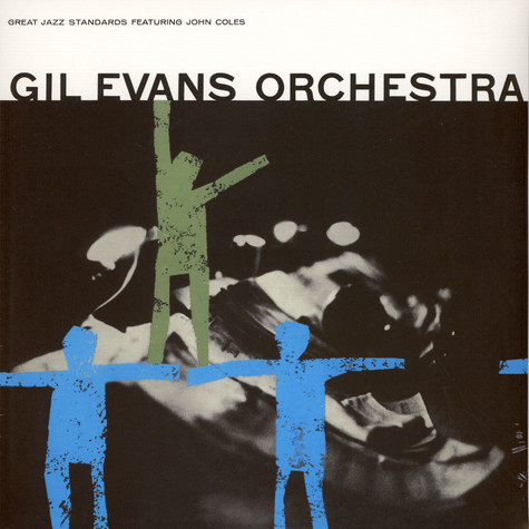 Gil Evans Orchestra, The - Great Jazz Standards