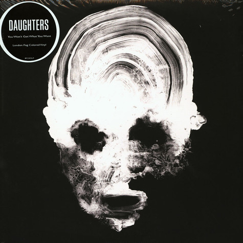 DAUGHTERS - You Won't Get What You Want Colored Vinyl Edition