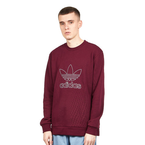 adidas - Outline Crew Sweater