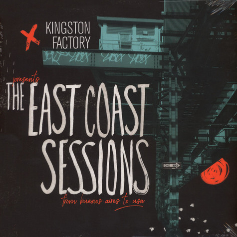 V.A. - Kingston Factory Presents The East Coast Sessions