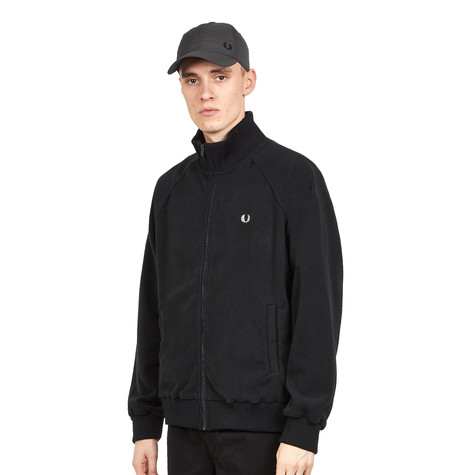 87091f24a Fred Perry - Fleece Track Jacket