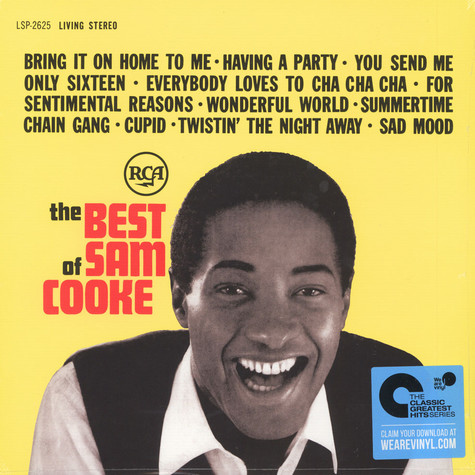 Sam Cooke - Best Of