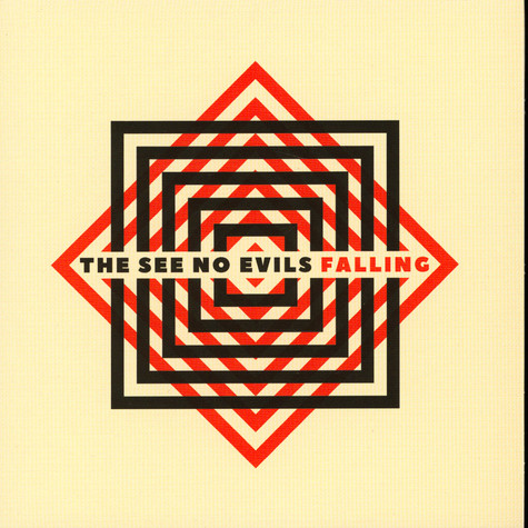 See No Evils - Falling / Nobody But You