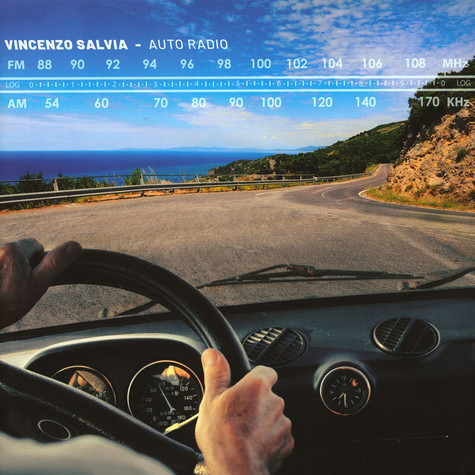 Vincenzo Salvia - Auto Radio Yellow Colored Vinyl Edition