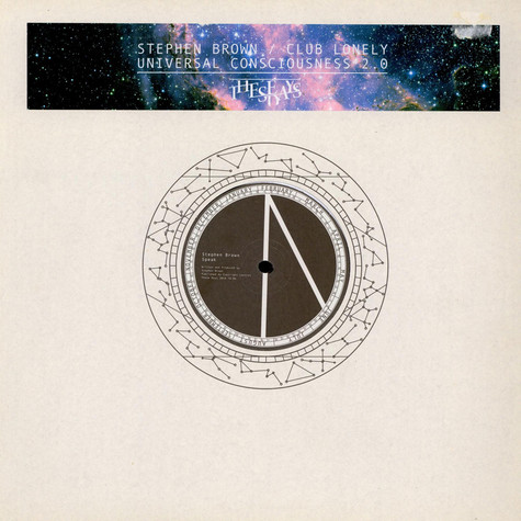 Stephen Brown / Club Lonely - Universal Consciousness 2.0