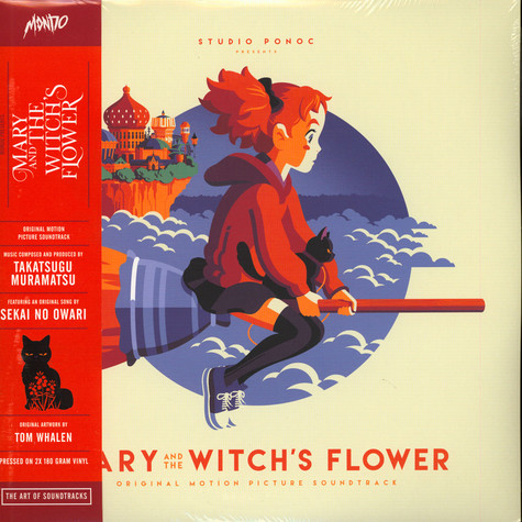 Takatsugu Muramatsu - OST Mary & The Witch 's Flower