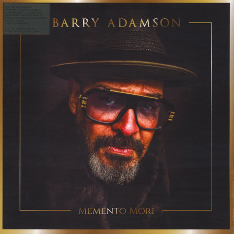 Barry Adamson - Memento Mori (Anthology 1978-2018) Limited Edition