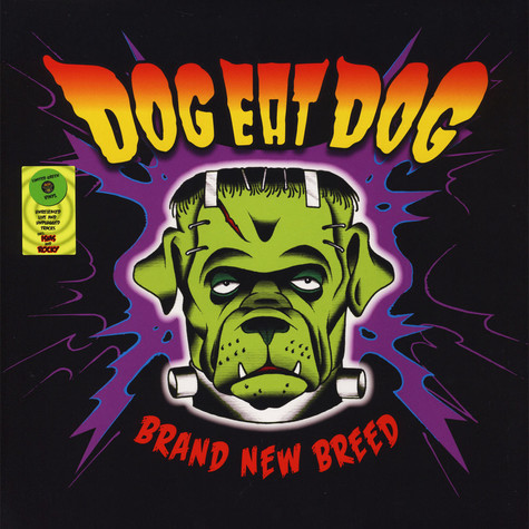 Dog Eat Dog - Brand New Breed Green Vinyl Edition