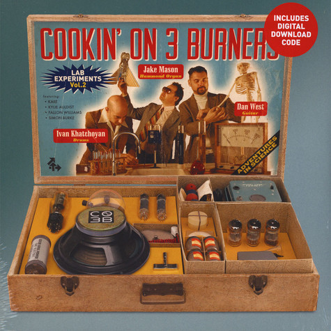 Cookin' On 3 Burners - Lab Experiments Volume 2