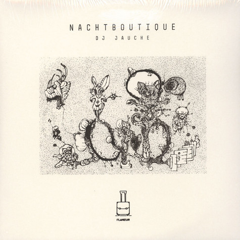DJ Jauche - Nachtboutique - Dirty Nights And Boogie Lights