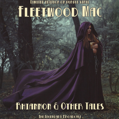 Fleetwood Mac - Rhiannon & Other Tales Purple Vinyl Ediiton
