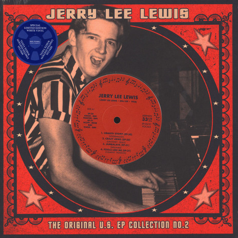 Jerry Lee Lewis - US EP Collection No. 2