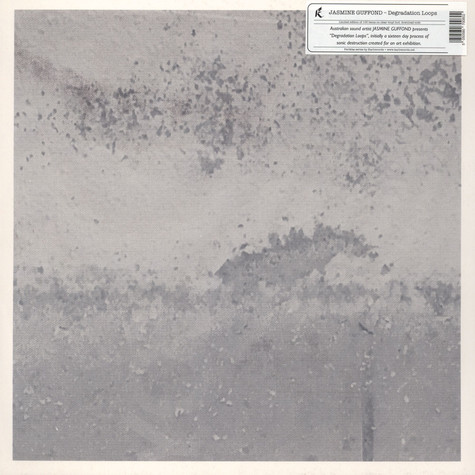 Jasmine Guffond - Degradation Loops Clear Vinyl Edition