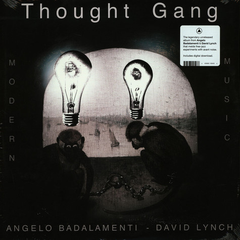Thought Gang - Thought Gang Black Vinyl Edition