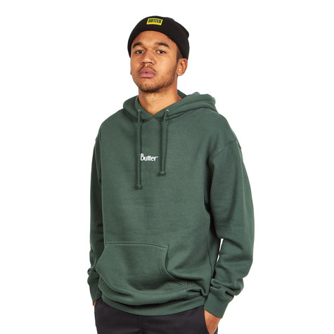 Butter Goods - Micro Classic Logo Pullover Hood