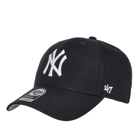 47 Brand - MLB New York Yankees  47 MVP Cap (Navy)  e0b9d1d670b
